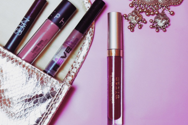 stila ricco sephora lipstick lippie