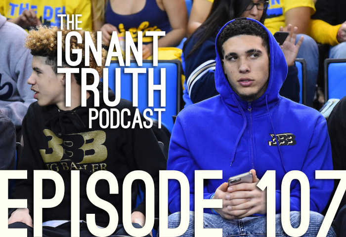 """Ignant Truth 107 – """"… and That's Why Black People Carry Pistols."""""""